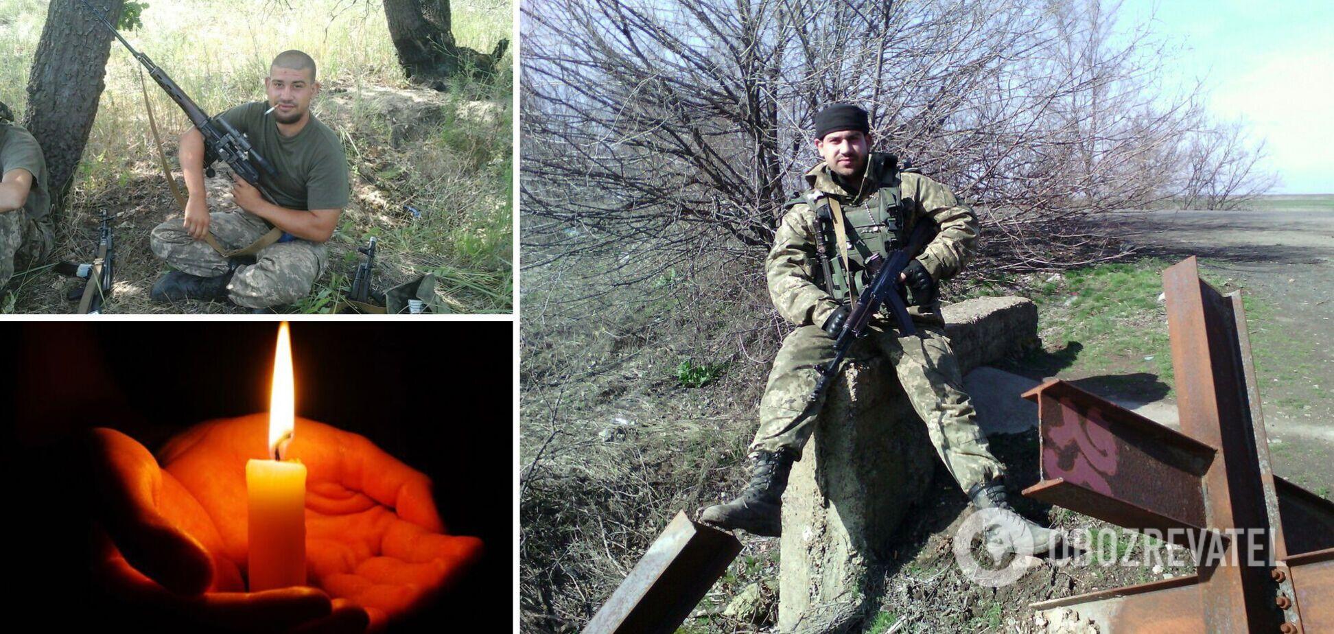 Продовжував контракти і просив не говорити мамі: що відомо про загиблого на Донбасі воїна з Херсонщини